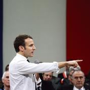 Macron demande à ses troupes de prendre le relais