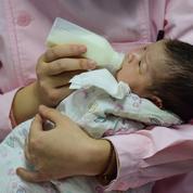 La chute du nombre des naissances s'accélère en Chine
