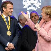 Macron et Merkel cherchent un nouveau souffle