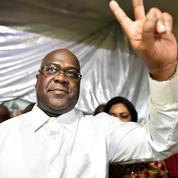 Félix [fe-li-x] Son élection provoque du tintouin au Congo