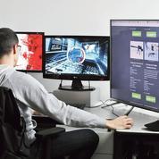 Cybercriminalité: plongée avec les gendarmes au cœur du «dark Web»