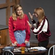 Julie Gayet, tragédie du quotidien au théâtre des Bouffes Parisiens