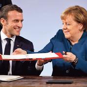 Macron et Merkel unis face aux populistes