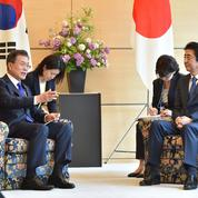 Le Japon et la Corée du Sud s'entre-déchirent à tout propos
