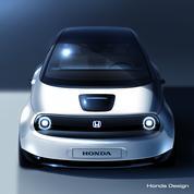 Honda, une citadine électrique à Genève