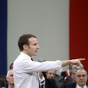 Fin de l'anonymat sur Internet : quand Emmanuel Macron veut «hygiéniser» l'information
