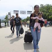Venezuela: l'exode vers la Colombie d'un peuple fuyant la débâcle