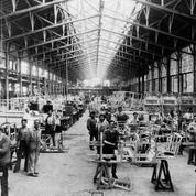 25 janvier 1919 : l'usine d'obus d'André Citroën devient une usine automobile