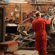 Découvrez la statue hommage à Johnny Hallyday, bientôt à Paris ou dans l'Essonne