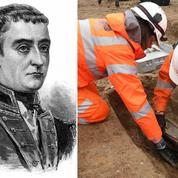 La dépouille du découvreur de l'Australie retrouvée près de la gare d'Euston, à Londres