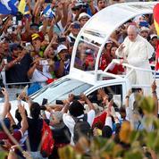 Aux JMJ, le Pape invite les fidèles à «aller de l'avant sans peur»