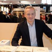 Bruno Le Maire, son Paul, une amitié est un succès en librairie