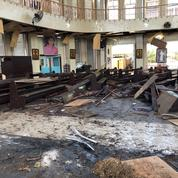 Philippines : 18 morts dans un attentat contre la cathédrale de Jolo