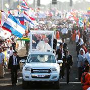 Au Panama, des JMJ moins fréquentées mais spirituellement intenses