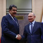 Au Venezuela, la Russie redoute un changement de régime