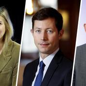 Européennes: Wauquiez choisit un trio emmené par Bellamy pour conduire la liste LR