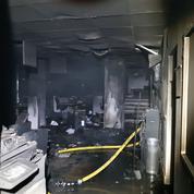 La station de radio France Bleu Isère ciblée par un incendie criminel
