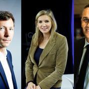 Bellamy, Evren, Danjean: qui sont les trois visages de la liste LR pour les européennes ?