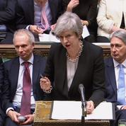 Theresa May veut rouvrir les négociations du Brexit avec l'UE