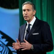 L'ancien patron de Starbucks veut défier Donald Trump en 2020