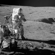 La plus vieille roche terrestre a été découverte... sur la Lune