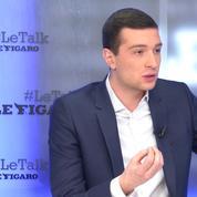 Jordan Bardella: «On tend la main à toute une partie de l'électorat LR»