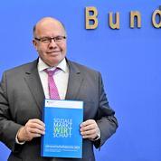 L'Allemagne affronte ses «vents contraires»