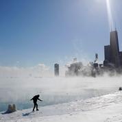 Le nord des États-Unis pétrifié par un froid extrême, la côte est se prépare