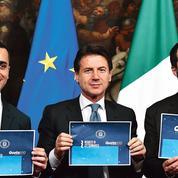 L'Italie des populistes entre en récession