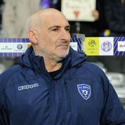L'entraîneur de Laval François Ciccolini dérape une nouvelle fois