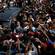 Venezuela : Guaido annonce l'arrivée d'une aide humanitaire