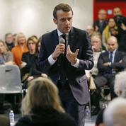 À Evry-Courcouronnes lundi, Macron veut installer le grand débat en banlieue