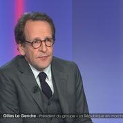 Grand débat : Gilles Le Gendre (LaREM) réclame un «big bang» fiscal