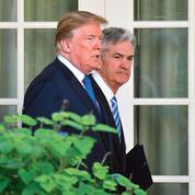 En dînant avec Trump, le patron de la Fed a peut-être mangé son chapeau