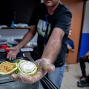 Trafic de cocaïne: alerte rouge sur la Guyane et Orly