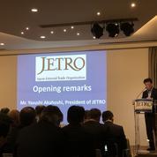 Grands groupes japonais cherchent start-up françaises