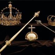 Volé l'année dernière, le trésor du royaume de Suède a été retrouvé dans une poubelle
