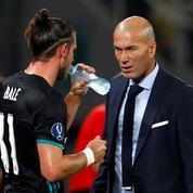 Héros de la finale de la Ligue des Champions, Bale n'a plus parlé à Zidane depuis