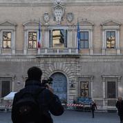 Diplomatie: entre Paris et Rome, un duel attisé par les européennes