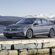 Volkswagen Passat, un contenu plus techno