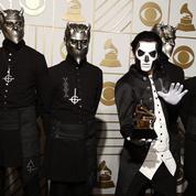 Ghost de retour à Paris pour un concert divinement satanique