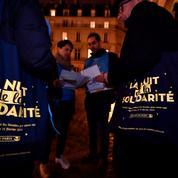 «Nuit de la Solidarité»: la mairie de Paris lance son deuxième recensement de sans-abri