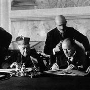 Les accords de Latran signés le 11 février 1929 créent le plus petit État du monde: le Vatican