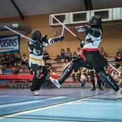 L'univers «Star Wars» débarque dans le Val-d'Oise pour un tournoi national de sabre laser