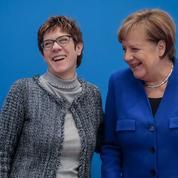 Allemagne: la CDU exerce un droit d'inventaire sur l'ère Merkel