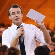 Grand débat: Emmanuel Macron déjà en campagne pour les européennes?