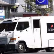 Convoyeur de fonds interpellé: un autre homme recherché, 2 millions d'euros évaporés