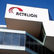 Premiers accrocs pour la biotech suisse Actelion