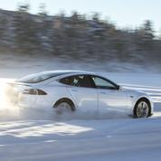 Les véhicules électriques n'aiment pas le froid