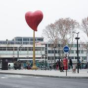 Saint-Valentin: inauguration du Cœur de Paris et bal populaire dans le XVIIIe